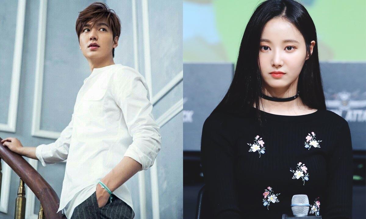 La agencia de Lee Min Ho niega que el actor está en una relación con Yeonwoo