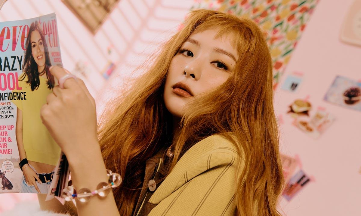 Seulgi de Red Velvet revela que Lee Soo Man cortó su cabello para 'Queendom'